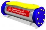 PG10-BS009 防災 カプセルベンチ