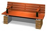 PG10-BS012 防災 かまどベンチ 回転式